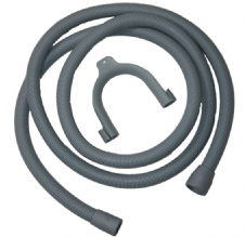 Washing Machine & Dishwasher Drain Waste Extension Hose 2.5m